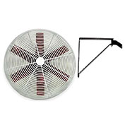 "Multifan 20"" Wall Mount Basket Fan 245774 1/3 HP 5500 CFM"