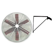 "Multifan 20"" Wall Mount Basket Fan 245777 1/3 HP 5500 CFM"