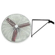 "Multifan 24"" Wall Mount Basket Fan 245778 1/3 HP 8000 CFM"