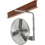 "Global Deluxe I-Beam Mount Fan 30"" Diameter"