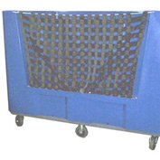 Cargo Net 518182-00 for Dandux Big Blue 64 Bushel Bulk Handling Truck