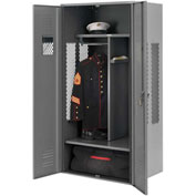 Penco 6WGDA40C028 Patriot Gear Welded Locker 48x24x76 Gray