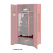 Penco 6SHX532C722 Full Bottom Shelf For Patriot Locker, 36Wx24D Patriot Red