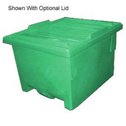 Bayhead KP-50-GREEN Nesting Pallet Container 50x40x33 1000 Lb Cap. Green