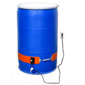 Drum Heater for 55 Gallon Plastic or Fiber Drum - 230V, 300W