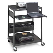 Bretford Mobile Projector Cart 32 x 24 x 42