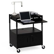 Bretford Mobile Security Projector Cart 32 x 24 x 39