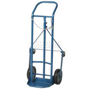 Wesco® Single Gas Cylinder Hand Truck 210123 250 Lb. Capacity