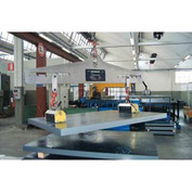 Optional Fixed Beam for MaxX® Lift Magnets 4400 Lb. Cap.