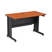 "Interion™ 36"" Desk Cherry"