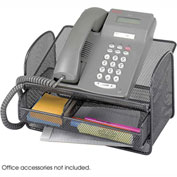 Mesh Telephone Stand With Drawer (Qty. 5)