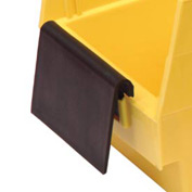 Quantum 45 Degree Angle Label Holder ELH445 for Shelf Bins Price Per Pkg of 24