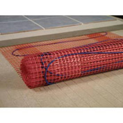 Raychem® QUICKNET-050X-2 Floor Heating Kit 50 Square Feet 240V