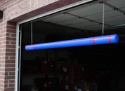 "104"" Clearance Bar - Blue Bar/Red Tapes"