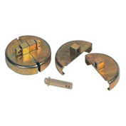 Justrite® 08509 Drum Lock Set for Plastic Drums - Pair