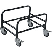 VersaCart ® Hand Basket Stand with Wheels for 28 and 30 Liter Shopping Baskets