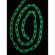 Plastic Chain All-Photoluminescent Yellow Price Per 3 Foot