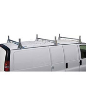 "Handyman Double Van Ladder Rack for Ford Vans 60"" W"