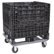 "Akro-Mils Steel Dolly DY3230090099001 For 32"" x 30"" Footprint Containers"