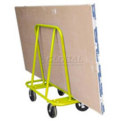 Bluff® Yellow Sheet Rock Drywall Dolly SRD-KIT-SY 2000 Lb. Capacity