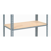 "Additional Shelf Level Boltless Wood DecK 48""W x 12""L"