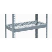 "Additional Shelf Level Boltless Wire Deck 48""W x 18""D, 1500 lbs. Capacity"