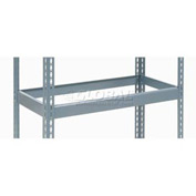 "Additional Shelf Level Boltless 48""W x 24""D"