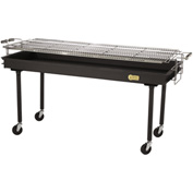 "Crown Verity Charcoal Grill, 72"" Length - CV-BM-60"