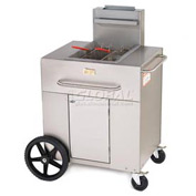 Crown Verity Portable Fryer - Single