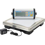 "Adam Equipment CPWplus 75 Digital Bench Scale 165lb x 0.05lb 11-13/16"" x 11-13/16"" Platform"