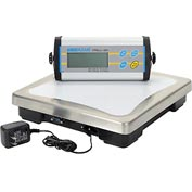 "Adam Equipment CPWplus 200 Digital Bench Scale 440lb x 0.1lb 11-13/16"" x 11-13/16"" Platform"