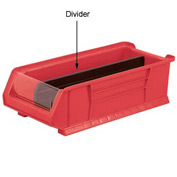 Akro-Mils Length Divider 40286 For 30284/30286 Stacking Bins, Price Per Pkg of 4