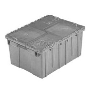 ORBIS Flipak® Distribution Container FP06 - 15-3/16 x 10-7/8 x 9-11/16 Gray - Pkg Qty 6