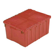 ORBIS Flipak® Distribution Container FP06 - 15-3/16 x 10-7/8 x 9-11/16 Red - Pkg Qty 6