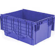 ORBIS Flipak® Distribution Container FP403 - 27-7/8 x 20-5/8 x 15-5/16 Blue