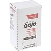GOJO Cherry Gel 2000 mL Refill - 4 Refills/Case 7290-04