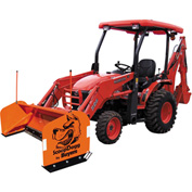 Compact Tractor Snow Pusher 10' Wide - 2604110
