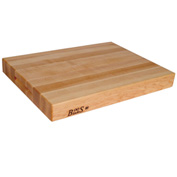 "John Boos RA Series Maple Cutting Board 20"" x 15"" x 2-1/4"" - RA02"