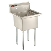 Aero One Bowl SS sink 24 x 24