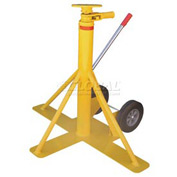 Vestil Big Foot Trailer Jack Stand BFSJ-2748 100,000 Lb. Static Capacity