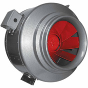 Vortex High Performance Inline Duct Blower Fan 12""