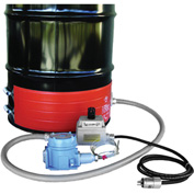 BriskHeat® 55 Gallon Hazardous Area Drum Heater - 120V, T3 Rated