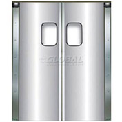 Chase Doors Light Duty Service Door Double Panel 7284SDD 6' x 7'
