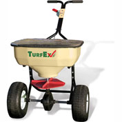 TurfEx 75 Lb. Capacity Heavy Duty Push Spreader - TS65