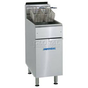 Imperial IFS-40-N - Gas Fryer 40 lb., Natural Gas
