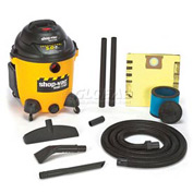 Shop-Vac® 12 Gallon 5.0 Peak HP Wet Dry Vacuum