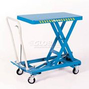Bishamon® MobiLift™ Scissor Lift Table BX-75 1760 Lb. Capacity
