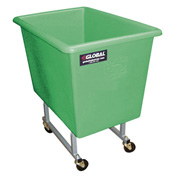 Dandux Green Elevated Plastic Box Truck 51130P04E 4 Bushel Capacity
