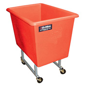 Dandux Red Elevated Plastic Box Truck 51130P04R 4 Bushel Capacity