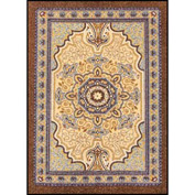 Orientrax Entrance Rug 4' x 12' Thick Mocha